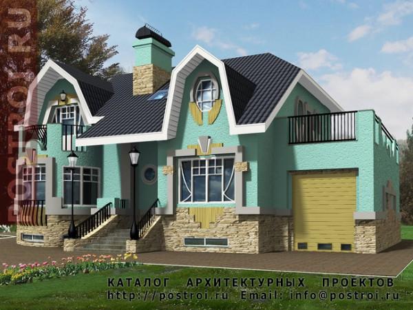 Наружная отделка кирпичного дома фото 7